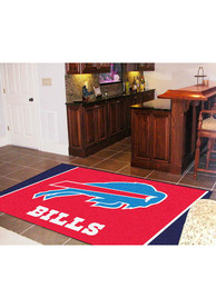 Buffalo Bills Team Logo Interior Rug