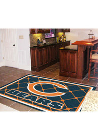 Chicago Bears 5x8 Interior Rug