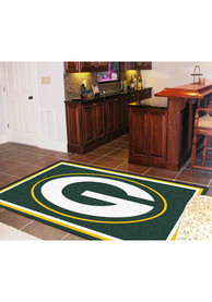 Green Bay Packers 5x8 Interior Rug