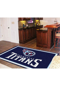 Tennessee Titans 5x8 Interior Rug