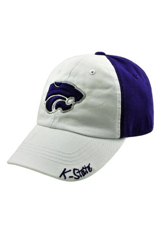 Top of the World K-State Wildcats Purple Moxie Adjustable Hat