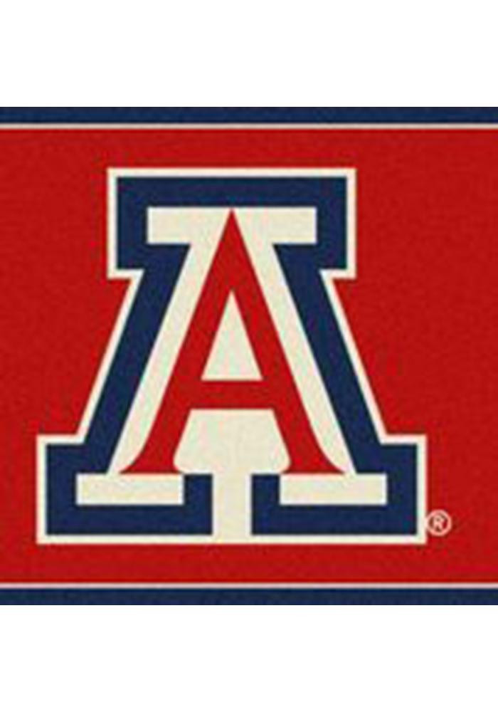 Arizona Wildcats 3x5 Spirit Interior Rug - Image 2