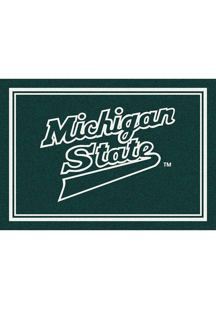 Michigan State Spartans 3x5 Spirit Interior Rug - Image 2