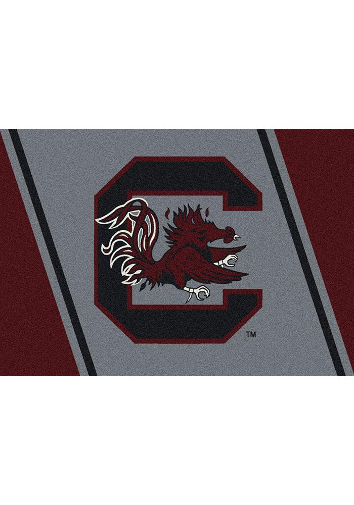 South Carolina Gamecocks 7x10 Spirit Interior Rug - Image 2
