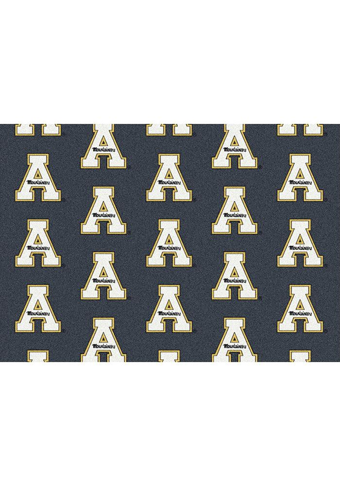Appalachian State 3x5 Repeat Interior Rug - Image 2