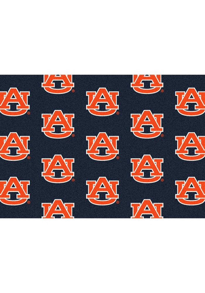 Auburn Tigers 3x5 Repeat Interior Rug - Image 2