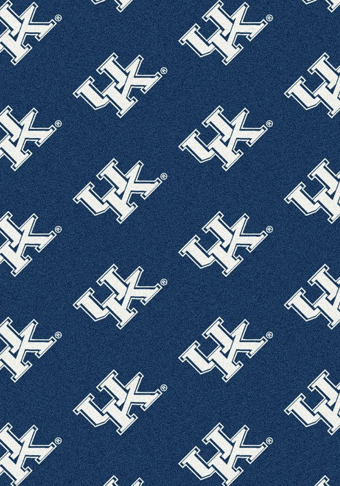 Kentucky Wildcats 3x5 Repeat Interior Rug - Image 2
