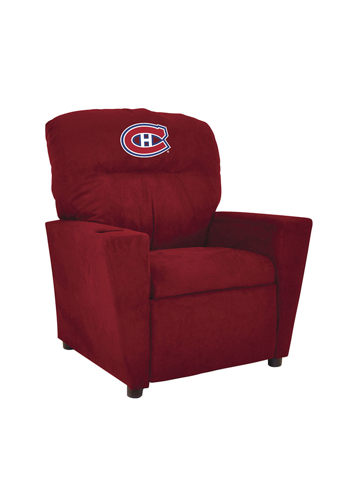 Montreal Canadiens TEAM COLOR Youth Recliner Recliner 1930148