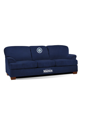 Seattle Mariners First Team Microfiber Sofa