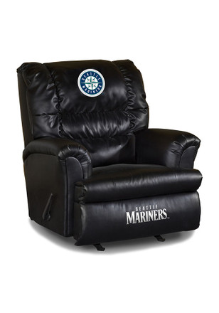 Seattle Mariners Leather Big Daddy Recliner