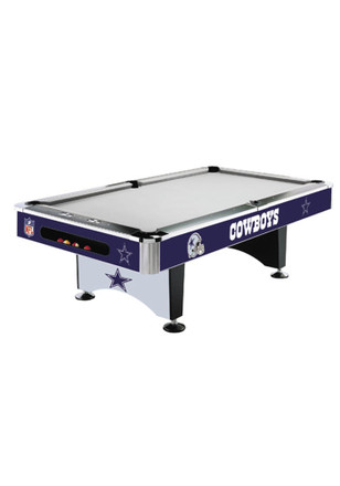 Dallas Cowboys 8' POOL TABLE Pool Table