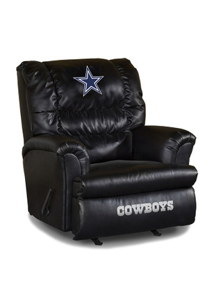 Dallas Cowboys LEATHER BIG DADDY RECLINER Recliner