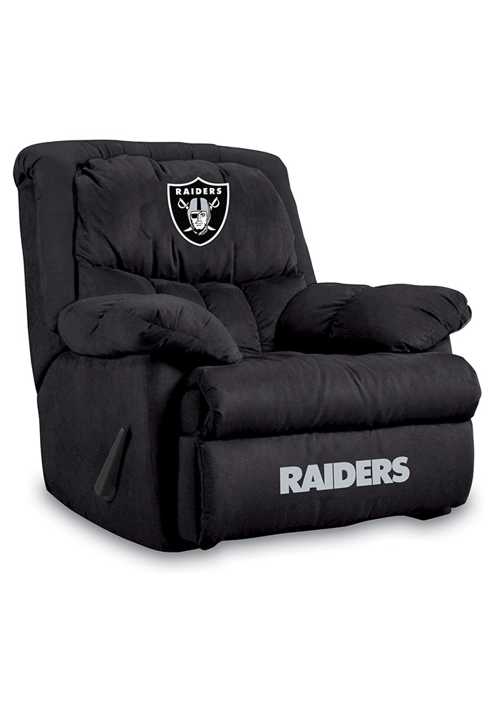 Incroyable Oakland Raiders Home Team Recliner