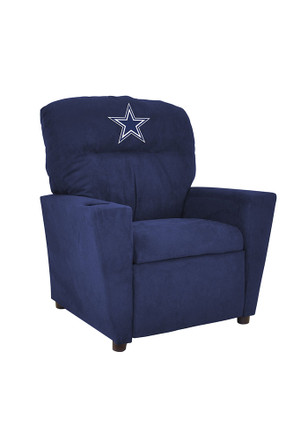 Dallas Cowboys TEAM COLOR KIDS RECLINER Recliner