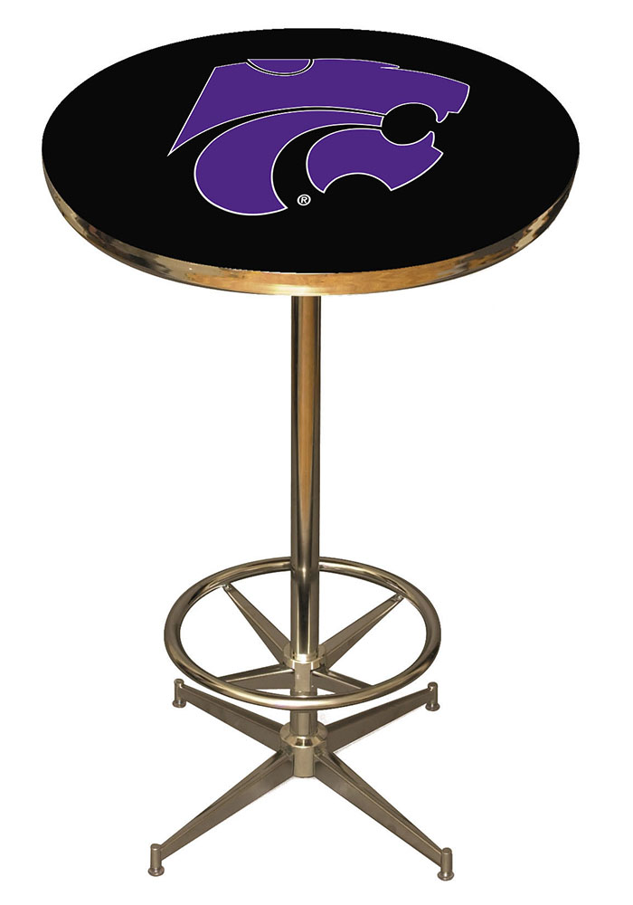 K-State Wildcats PUB TABLE Pub Table - Image 1