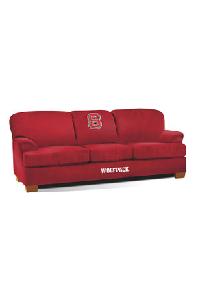 NC State Wolfpack First Team Sofa
