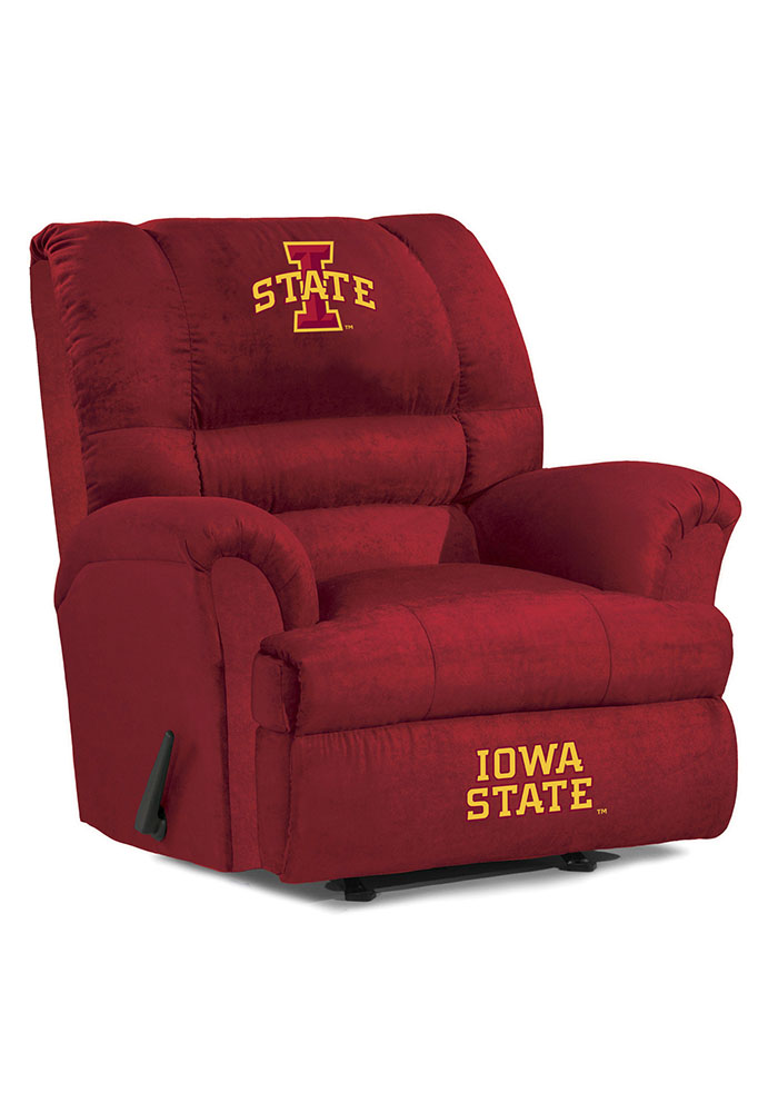 Iowa State Cyclones Big Daddy Recliner 1931037