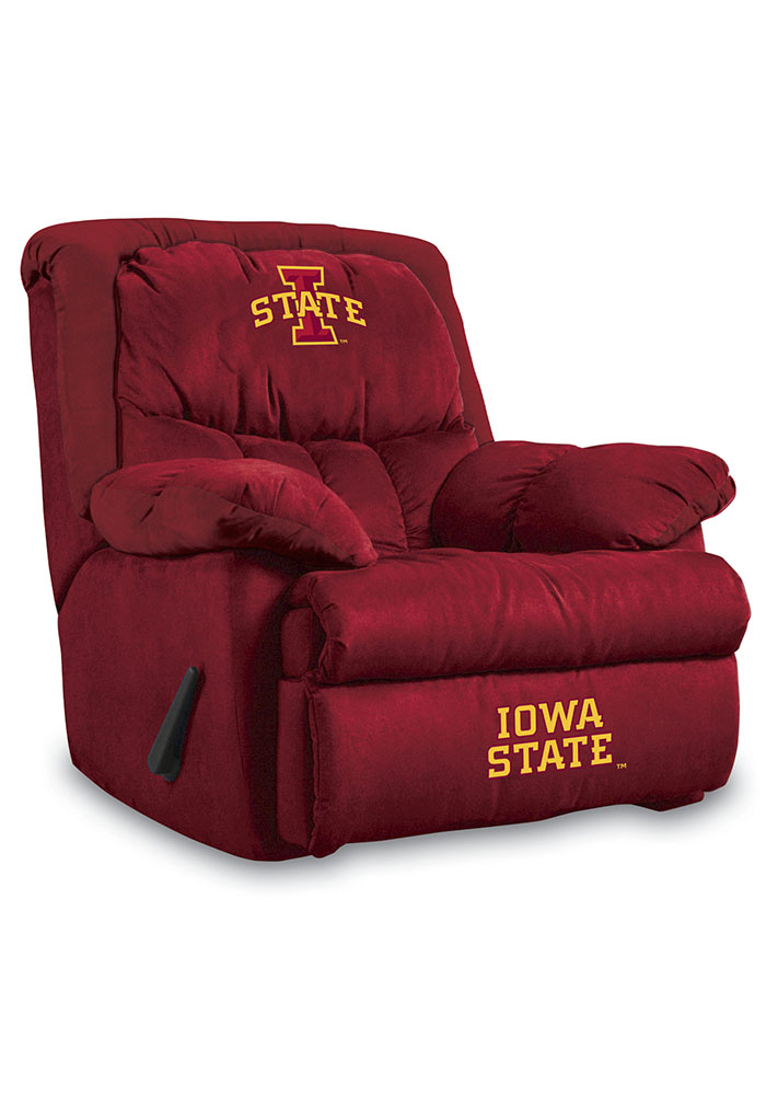 Iowa State Cyclones Home Team Recliner 1931058