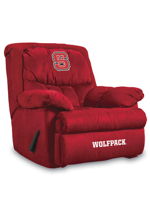 NC State Wolfpack Home Team Recliner
