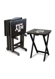 Texas A&M Aggies TV TRAYS W/STAND Table Lamp