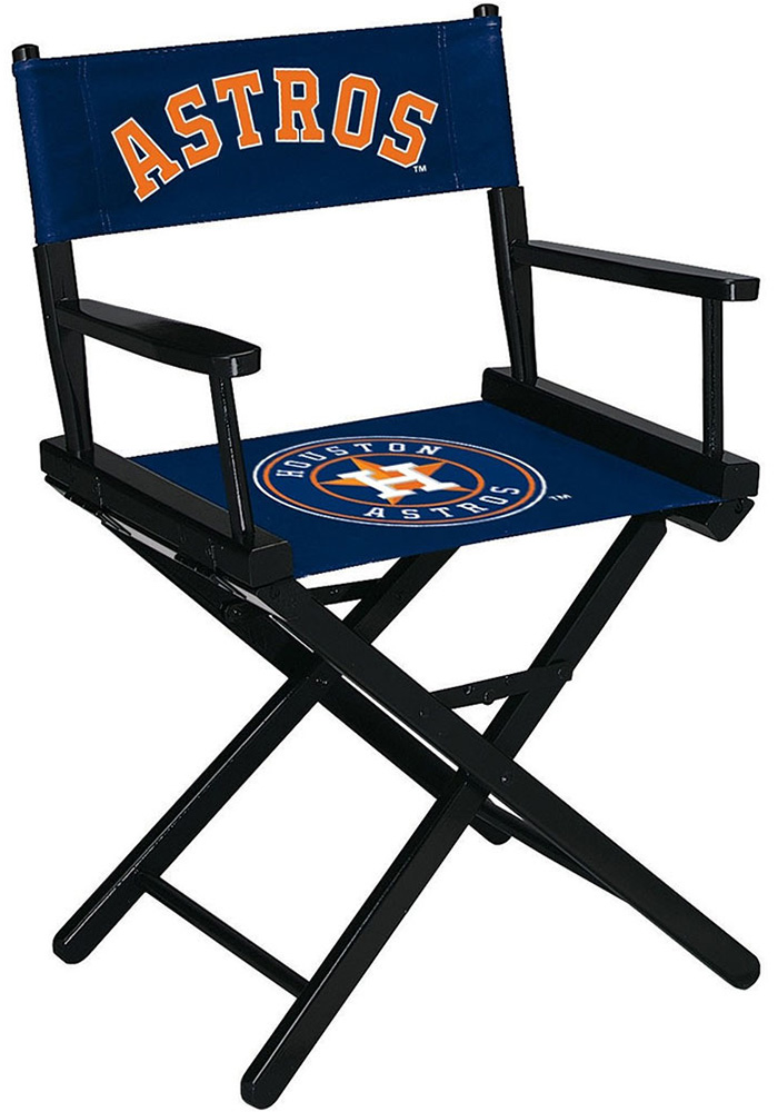 Houston Astros Table Height Director's Chair - Image 1