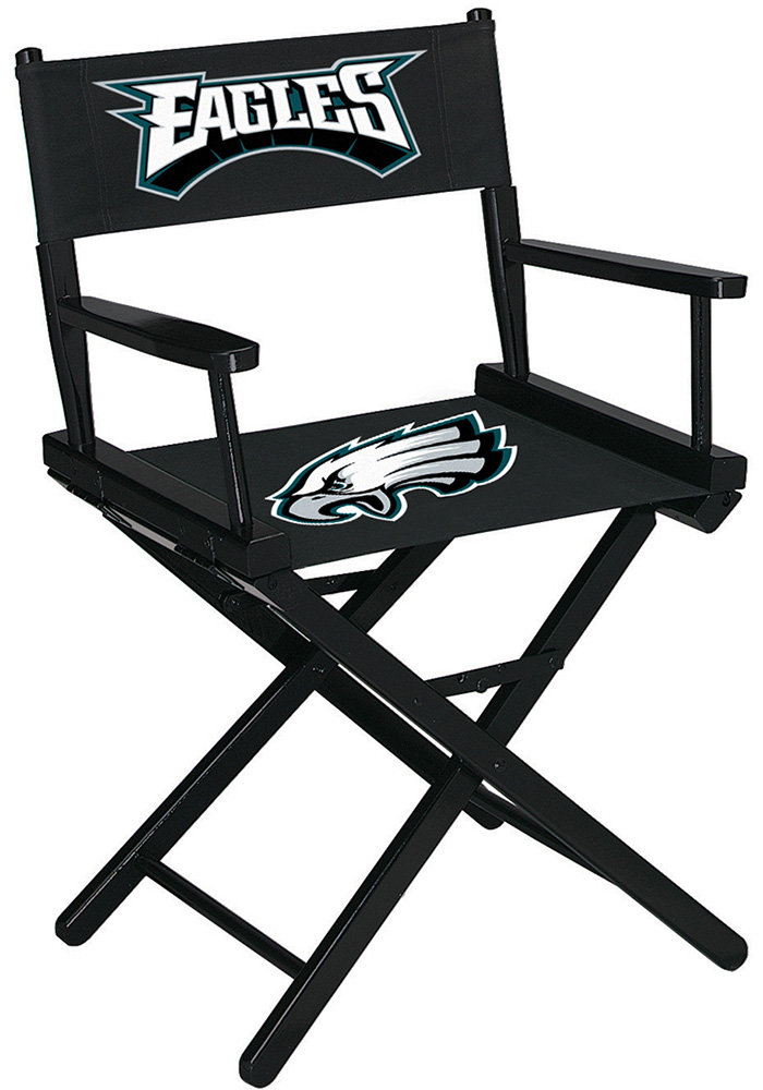 Philadelphia Eagles Table Height Director's Chair - Image 1