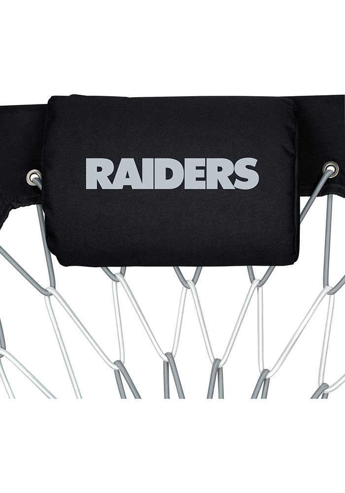 Oakland Raiders Premium Black Bungee Chair - Image 4