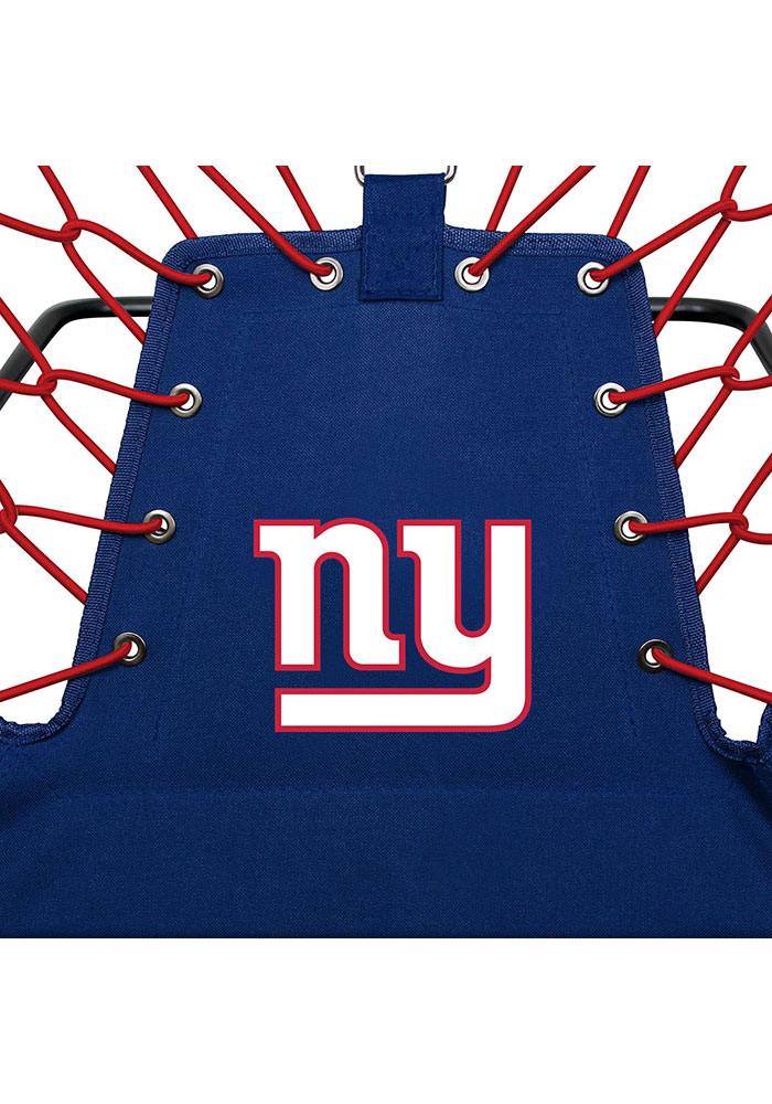 New York Giants Premium Blue Bungee Chair - Image 5