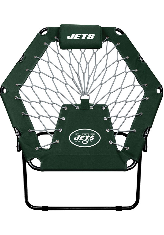 New York Jets Premium Green Bungee Chair - Image 1