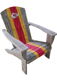 Kansas City Chiefs Adirondack Beach Chairs