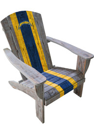 Los Angeles Chargers Adirondack Beach Chairs