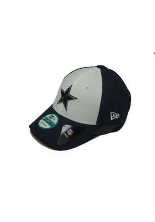 Dallas Cowboys Mens White The League 9Forty Adjustable Hat
