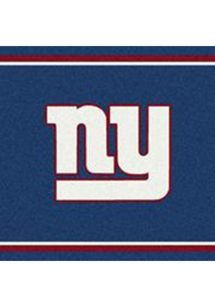 New York Giants 7x10 Spirit Interior Rug - Image 1