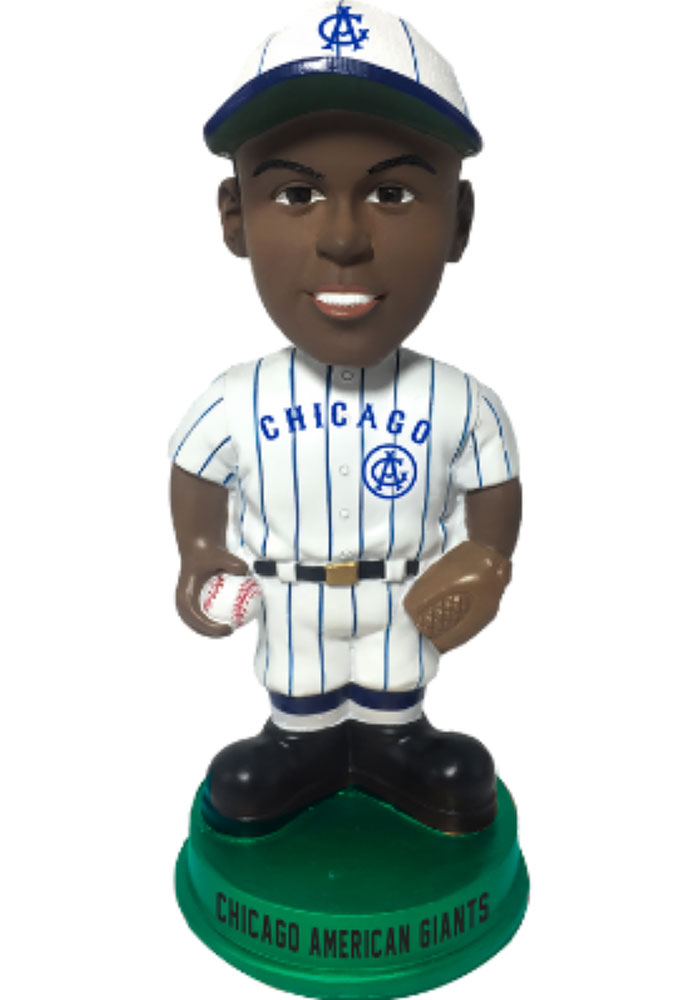 Chicago American Giants 8 inch Vintage Player Bobblehead - Image 1