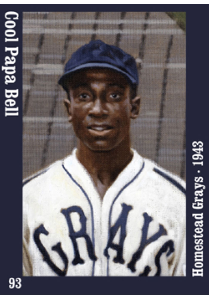 Homestead Grays Cool Papa Bell Magnet - Image 1