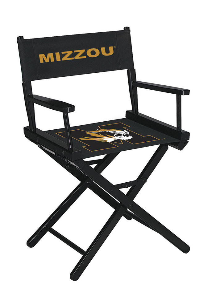 Missouri Tigers Table Height Director's Chair - Image 1