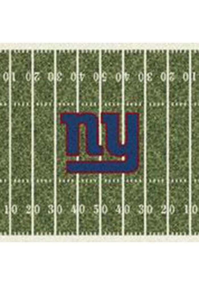 New York Giants 7x10 Homefield Interior Rug - Image 1