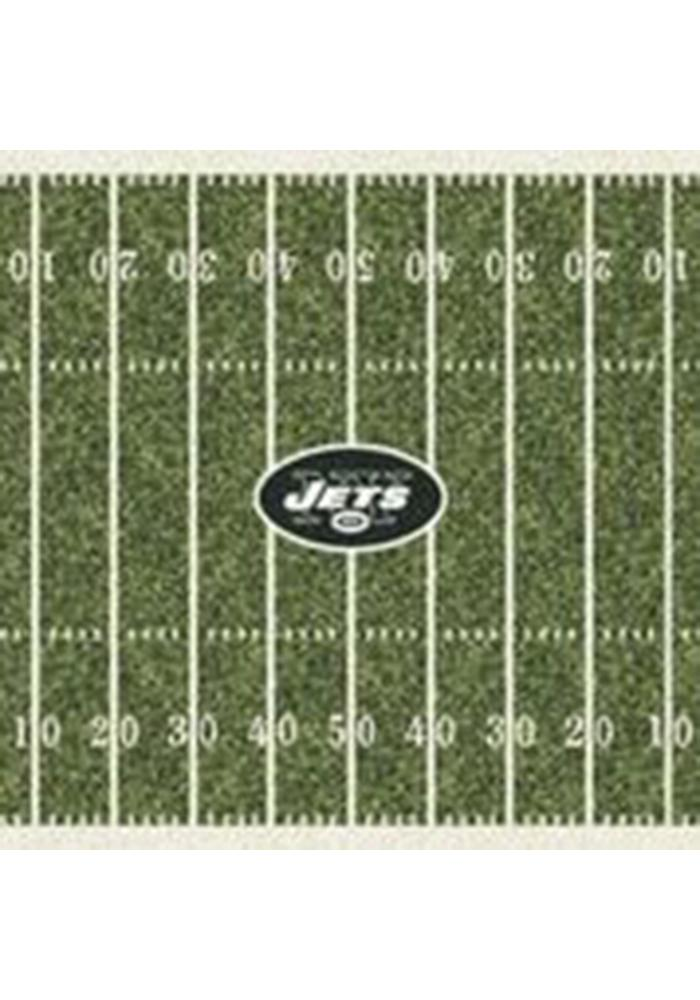 New York Jets 10x13 Homefield Interior Rug - Image 1