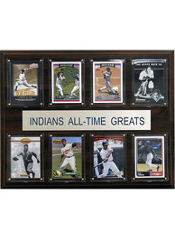 Cleveland Indians 12x15 All-Time Greats Player Plaque