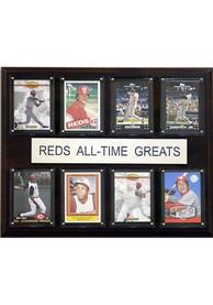 Cincinnati Reds 12x15 All-Time Greats Player Plaque