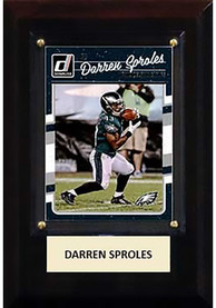 Darren Sproles Philadelphia Eagles 4x6 Player Plaque