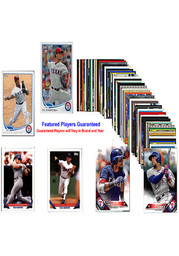 Texas Rangers 50 Pack Collectible Baseball Cards