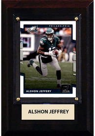 Alshon Jeffery Philadelphia Eagles 4x6 inch Player Plaque