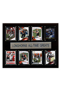 Texas Longhorns 12x15 All-Time Greats Player Plaque