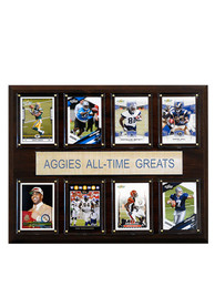 Texas A&M Aggies 12x15 All-Time Greats Player Plaque