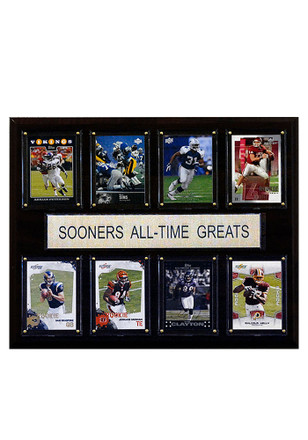 Oklahoma Sooners 12x15 All-Time Greats Player Plaque