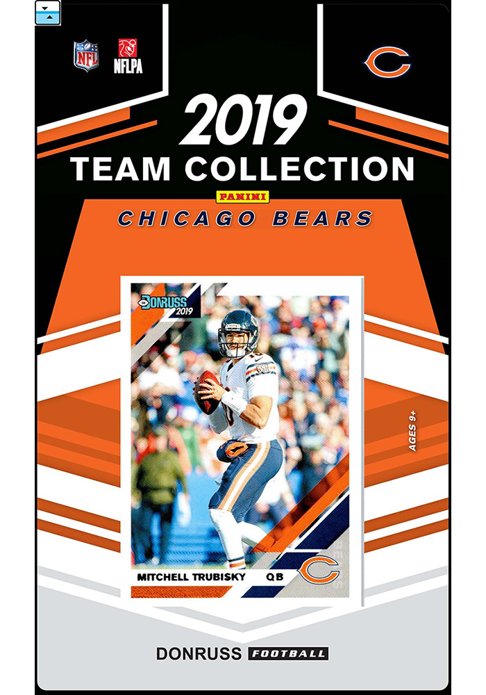 Chicago Bears 2019 Team Set Collectible Football Cards