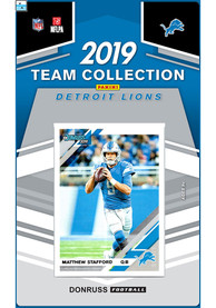 Detroit Lions 2019 Team Set Collectible Football Cards