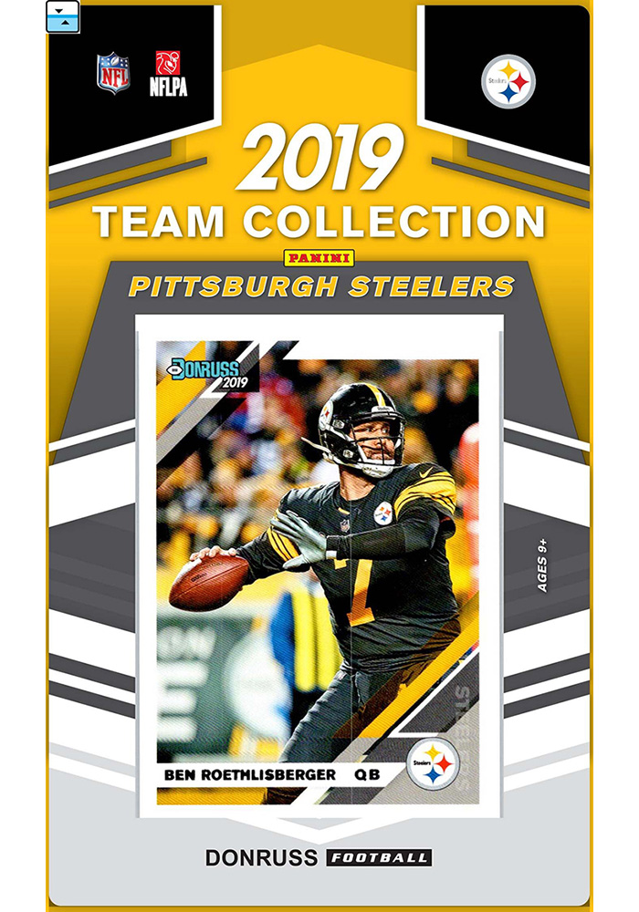 Pittsburgh Steelers 2019 Team Set Collectible Football Cards 19410197