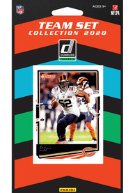 Chicago Bears 2020 Team Pack Collectible Football Cards